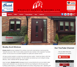 Bradley Scott Windows Tamworth