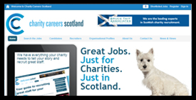 Charity Careers Scotland