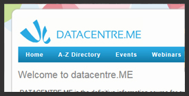 Datacentre.me, news, events, jobs