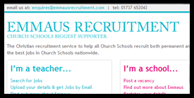Emmaus Recruitment for Teaching Jobs