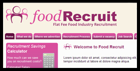 Flat Fee Food Recruitment