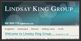 LK Group - Global Eexecutive Search