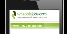 Wazobia Jobs Mobile Jobs Board