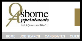 Osborne Appointments Responsive Designed Website