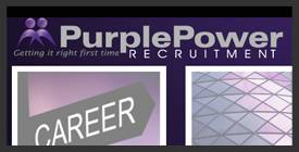Purple Power Recruitment