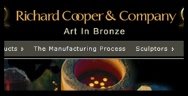 Richard Cooper and Company - Bronze Sculptors