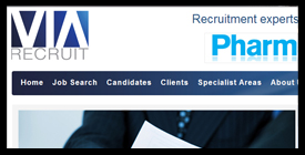 Via Recruit - Pharmacuetical Jobs