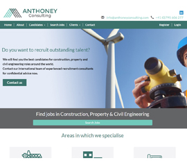 Anthoney Consulting Recruitment
