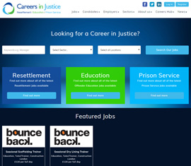 Careers In Justice - Justice System Career Hub
