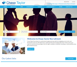 Chase Taylor - Fenestration Recruitment Consultant