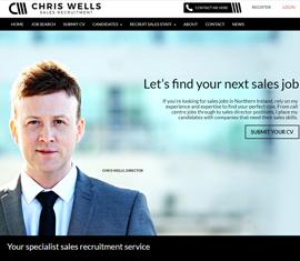 Chris Wells Sales Recruitment