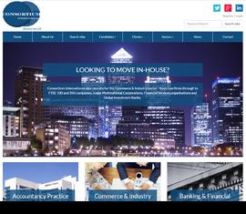 Consortium International UK & US Tax Recruitment