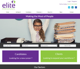 Elite Personnel Midlands Recruitment