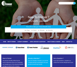 Fenner Benefits - Pensions & Benefits