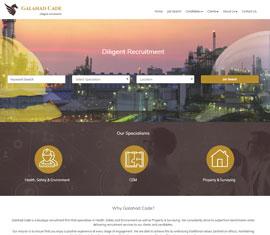 Galahad Cade Health, Safety & Environment Recruit