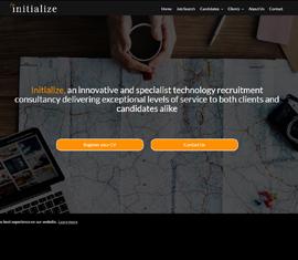 Initialize - IT Recruitment Consultants