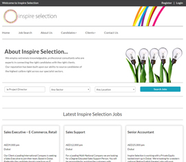 Inspire Selection