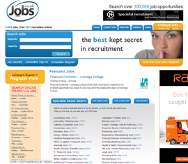 Jobs.co.uk for jobs in the UK