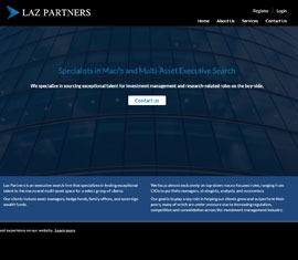Laz Partners-Executive Search Recruitment
