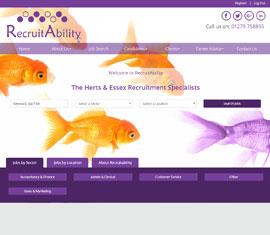 RecruitAbility - Essex & Herts Recruitment