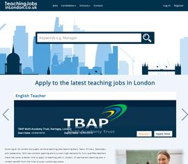 TeachingJobsinLondon Jobsboard
